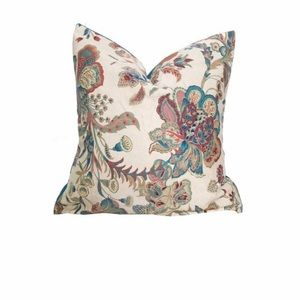 Other - Cushion cover, pillow floral cover, hand made boho